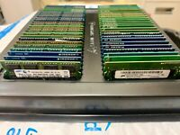 100GB-Mix Lot of 50-2GB DDR3 PC3-10600S/12800S Laptop Memory-Tested Grade A