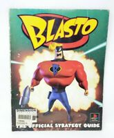 Blasto Official PlayStation Strategy Game Guide