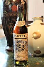 COGNAC MARTELL SPRING CAP 50s SIGILLO CARTA DENTELLATA 73cl – 40° VERY OLD PALE