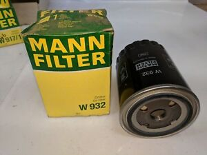 MANN OIL FILTER W932 FITS DATSUN - PATROL