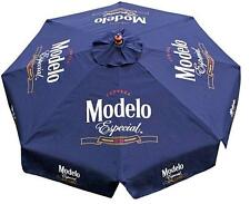 MODELO ESPECIAL 7 foot BEER PATIO UMBRELLA MARKET STYLE HUGE CORONA