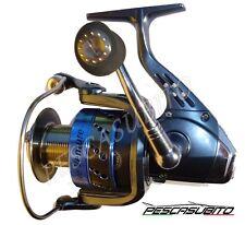 mulinello teben live frizione 4000 anteriore pesca spinning luccio ledgering
