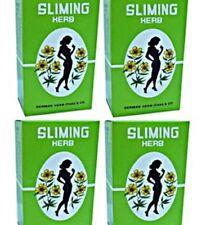 200 BAGS GERMAN HERB SLIMMING DIET TEA FAT BURN SLIM FIT FAST DETOX LAXATIVE