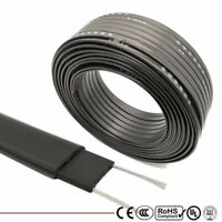 Cable For Water Pipe Self Regulating Anti-freeze Frost Protection Heating NEW