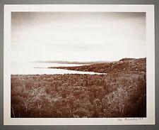 BONNIERE,16X20 SILVER GELATIN PHOTOGRAPH,S/N, LAKE SUPERIOR, CANADA