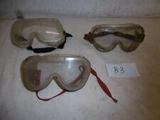 1x  Schutz Brille schweißen Schutzbrille für Brillenträger ex Bundeswehr  (B3)