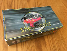 Shadowfist CCG TCG Limited Edition 1995 booster box 36 sealed packs Daedalus