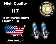 USA Seller Headlight Xenon Gas Light Bulb -12v 100w Super White H7 High Beam-A