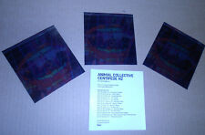 Animal Collective Centipede Hz 4 Promo Stickers for 2012 cd Avey Tare Decals