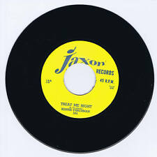KENNY PARCHMAN - TREAT ME RIGHT / DON'T YOU KNOW - MONSTER ROCKABILLY - REPRO