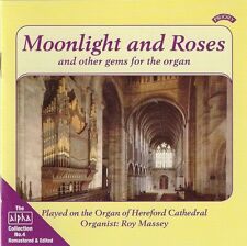 ██ ORGEL ║ Historische Orgel ║ Moonlight and Roses ║ Hereford Cathedral