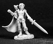 Shaelin Bard Reaper Miniatures Dark Heaven Legends Fighter Rogue Thief Melee