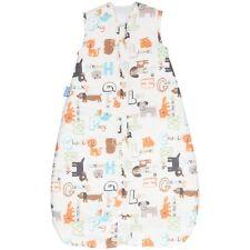 Saco de dormir Grobag baby sleeping bags 6 - 18 meses 2.5 TOG Alphapets-simplemente Cremallera Frontal