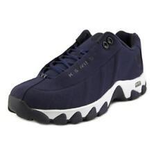 Zapatillas deportivas de hombre en color principal azul de lona Talla 42.5