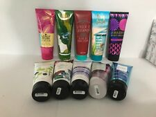 Bath & Body Works BODY CREAM 24 Moisture *You Choose!* 8 oz / 226g Free P&P!