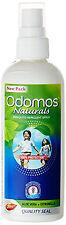 Dabur Odomos Naturals Mosquito Repellent Spray -100ML I Protect dengue,malaria I