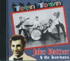 JULES BLATTNER & THE TEEN-TONES - TEEN TOWN 59-mid 60s COMP ST. LOUIS GUITRST CD