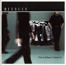BEE GEES : THIS IS WHERE I CAME IN / CD - TOP-ZUSTAND