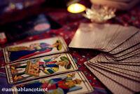 Consulta Tirada Lectura Cartas del Tarot. Dos preguntas. Explico el porqué.