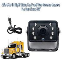 4 Pin HD Telecamera di Retromarcia Parcheggio Notturna Vista Frontale  per Auto