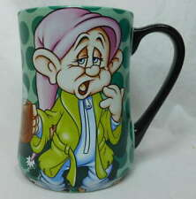 Disney Kaffeetasse Tasse Mug Pott Kaffee Disneyland Paris müde 7 Zwerge Pimpel