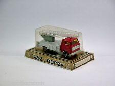 Norev 442 Mini Jet  Camion Volvo Echelle Pompiers neuve en boîte  (#A4b)