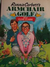 Ronnie Corbett's Armchair Golf - Great for Golf Addicts for Christmas