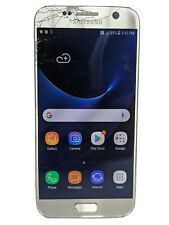 Samsung Galaxy S7 G930 32GB -Unlocked AT&T Cricket T-Mobile- Silver *See Photos