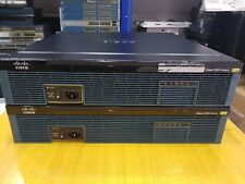 Cisco 2900 Series Router Cisco 2921/K9 Used With Express Worldwide Delivery