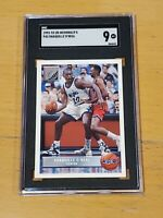 1992 UD McDonald's P43 Shaquille O'Neal SGC 9 Newly Graded RC Rookie