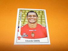 278 EDUARDO COSTA ROCHER AS MONACO LOUIS II PANINI FOOT 2011 FOOTBALL 2010-2011
