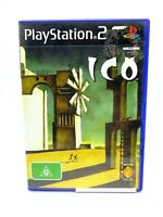 Playstation Ps2 Game ICO Pal AUS Tested Complete CIB