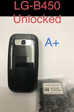 LG B450  UNLOCKED 3G GSM Flip  Cell Phone  A+ Condition