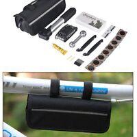 Mountain Bike Tire Repair Kit Tool Road Cycling Bicycle Multi Function Pump Tool