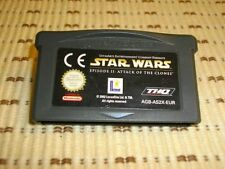 Star Wars Episode 2 II Attack of the Clones GBA Advance