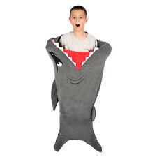 Wild Things Thrasher Shark Blanket, Hooded Animal Blanket by Fin Fun
