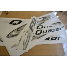 Lunar Quasar 2007 Caravan Stickers Decals Graphics - SET OF