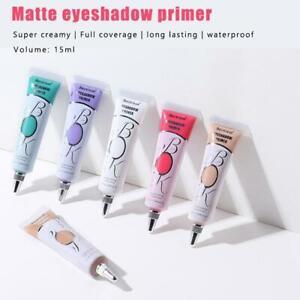 1*Eyeshadow Eye Shadow Primer Base Eye Concealer Makeup Waterproof 6 Colors