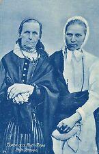 Russia-Poland,2 Peasant Women,Costumes,c.1909
