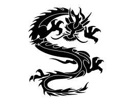 Dragon vinyl car Decal / Sticker