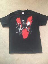 U2 Elevation Tour 2005 Concert T-Shirt Used Condition Size L