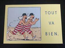 Carte postale Tintin TBE