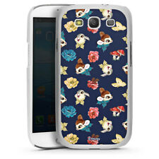 Samsung Galaxy S3 Neo Handyhülle Case Hülle - Cute Bambi Pattern