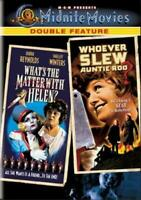 What's the Matter with Helen?/Whoever Slew Auntie Roo? dvd