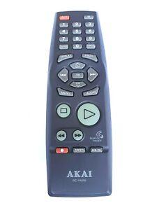 Originale Akai RC-Y151E VCR Telecomando TV