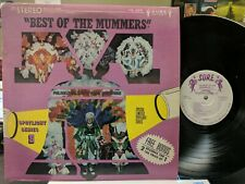 Best Of The Mummers - Spotlight Series 8 2LP Sure 1979