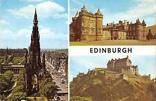BT13965 Edinburgh multi views          Scotland