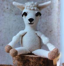 C5-Patrón De Ganchillo-Juguete de Annie las Alpaca-dk