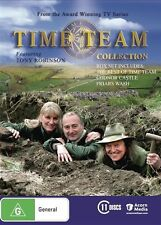 Time Team Collection 1 NEW R4 DVD