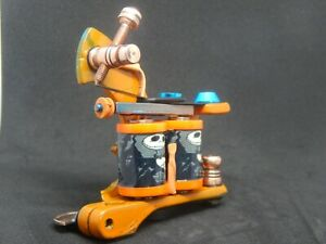 BOGEYMAN IRONS CUSTOM COLOUR PACKER TATTOO MACHINE - NO8 - SPARE PARTS-FRAME-